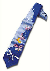 "Tie  ""In summer pond"""