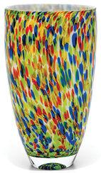 """Glass Vase """"Garden"""""""