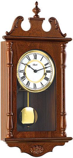 Art nouveau wall clock 'Anna'