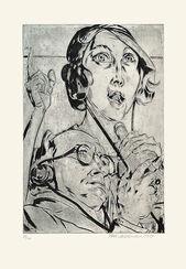 """Bild """"Radio"""" (1924)"""