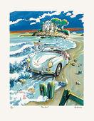 """Bild """"New Wave"""" (1998), ungerahmt"""