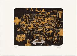 """Bild """"Lettres"""" (1983)"""