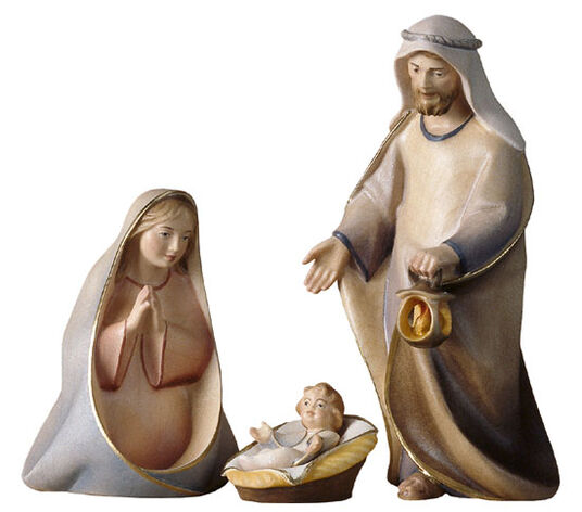 "Ulrich Perathoner: ""Holy Family"" - from ""Comet Nativity"""