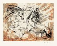 """Bild """"Zetun"""" (2000), ungerahmt"""