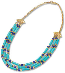 "Necklace ""Cleopatra"""