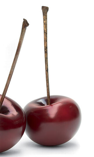 "Ceramic object ""Cherry Lisa"""