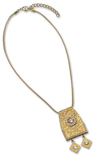 "Petra Waszak: Necklace ""Passion"""