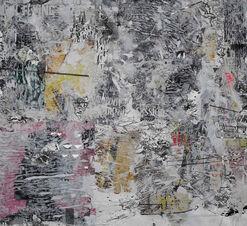 "Bild ""Poetic Spaces"" (2014) (Unikat)"