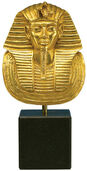"Bust ""Mask of Tutankhamen"" (reduction)"