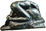 """Danaid"", 1889/90, bronze"