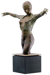 "Sculpture ""Duende"", (2011)"