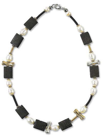 "Anna Mütz: Necklace ""Harmony"""