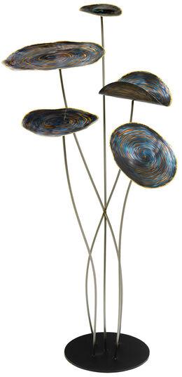 "Skulptur ""Surreal Flower"""
