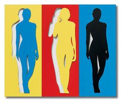 "Wandrelief ""Jede Menge Leute V"" (2009)"