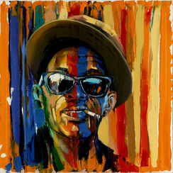 "Bild ""Lightning Hopkins"""