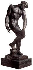 """Adam"", 1880, bronze"