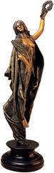 """Skulptur """"Siegesgöttin Victoria"""", Version in Bronze"""