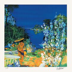 """Bild """"Ile Ophélie"""" (2001), ungerahmt"""