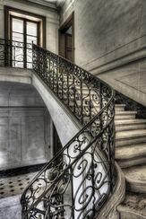 """Bild """"Treppe aus der Nähe"""""""