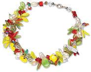 "Necklace ""Lemon Tree"""