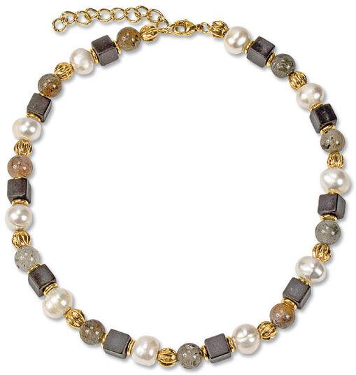 """Petra Waszak: Necklace """"Queen Bee"""""""