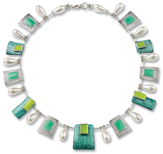 "Anna Mütz: Necklace ""Eve"""