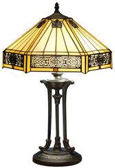 "Tiffany-Tischlampe ""Glasgow"""