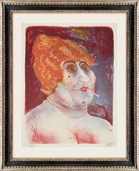 """Bild """"Die Kupplerin"""" (1923)"""