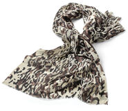 "Scarf ""Wild thing"""