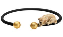 """Collier """"Hund"""""""