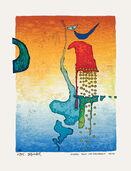 """Bild """"Zwischen Traum und Wirklichkeit"""" (2009), ungerahmt"""