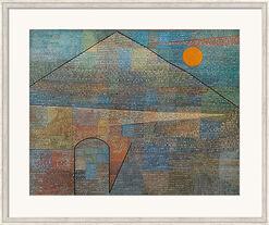 "Painting ""Ad Parnassum"" (1932)"