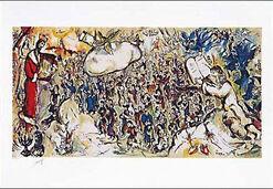 "Bild ""Exodus"", 1964, ungerahmt"
