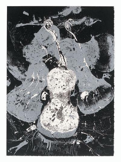 "Arman: ""Violons"", 1983"