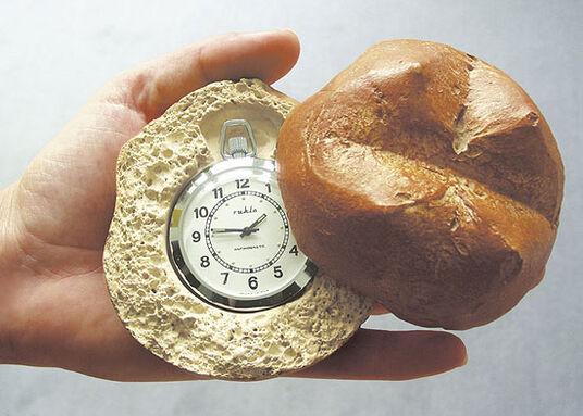 "Maurilio Minuzzi: Object ""Bread Time"""