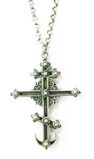 "Necklace ""Sankt Petersburger Kreuz"""