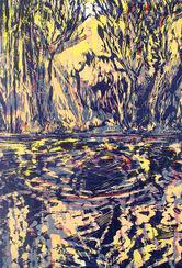 """Bild """"Spiegelwasser 4"""" (2012)"""