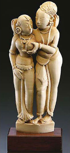 "Replica ""Mithuna-Lovers"", Artificial Casting"