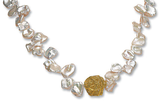 "Collier ""Goldmarie"""