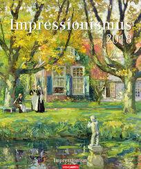 "Künstlerkalender ""Impressionismus"" 2018"