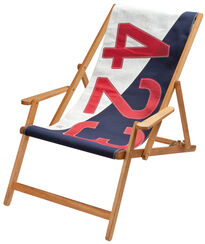 "Maritime Deckchair ""Bicolor"""
