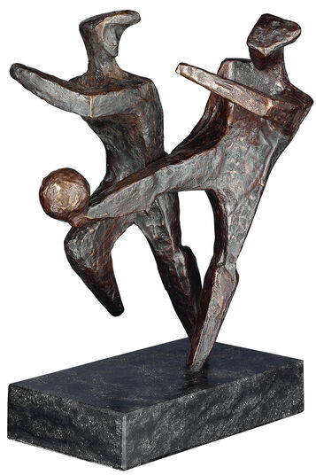 "Sepp Mastaller: Sculpture ""The Miracle of Bern"", Bronze"