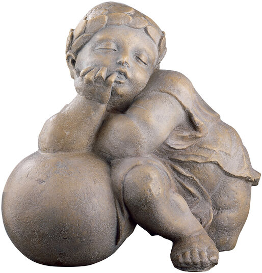 "Sebastian Loscher: Replica ""Putte from the Fugger Chapel III"", (c. 1530), artificial stone"