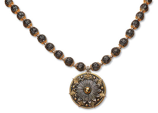 "Michal Golan: Necklace ""Silverado"""
