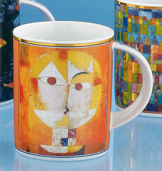 "Coffee mug ""Baldgreis"" (1922)"