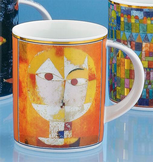 """Paul Klee: Coffee mug """"Baldgreis"""" (1922)"""