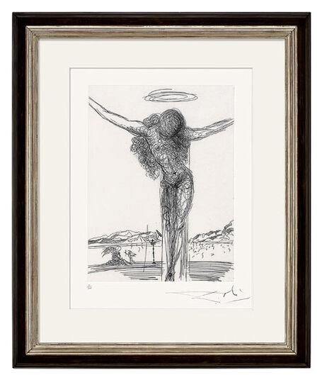 "Salvador Dalí: Bild ""Christ"" (1964)"