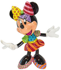 "Skulptur ""Minnie"", Kunstguss"