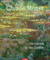 Claude Monet: Art Calendar 2018
