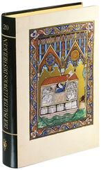 """Buch-Reprint """"Der Psalter Ludwigs des Heiligen"""""""